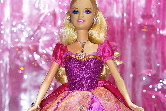 Barbie и бриллиантовый замок