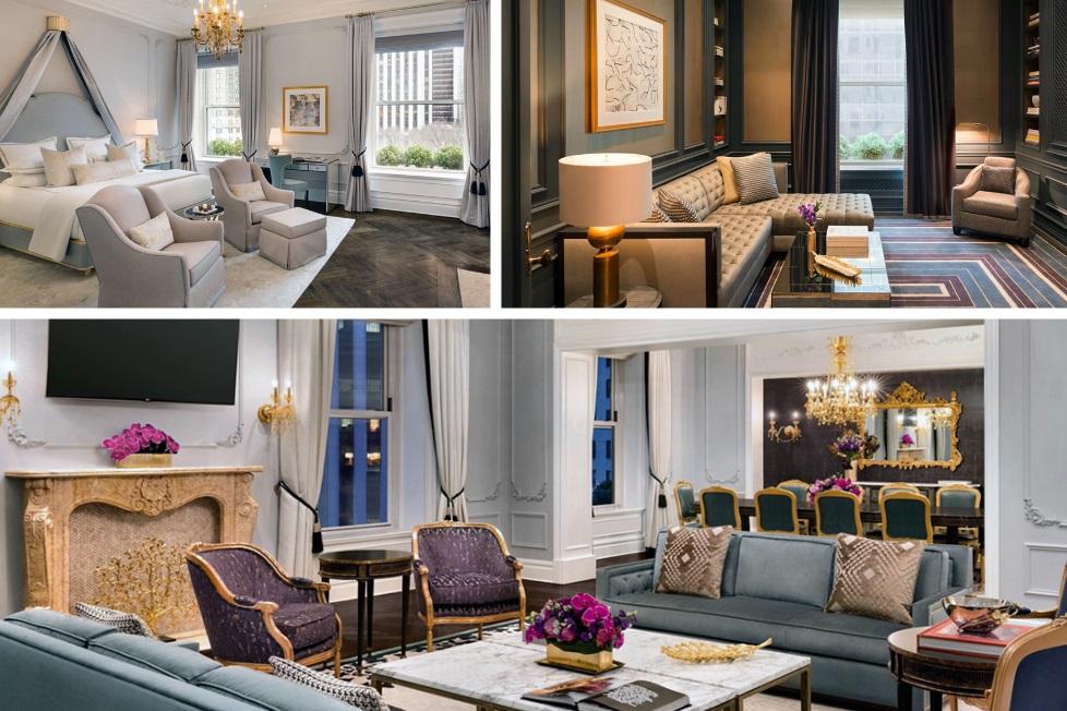 Royal Suite в отеле Plaza