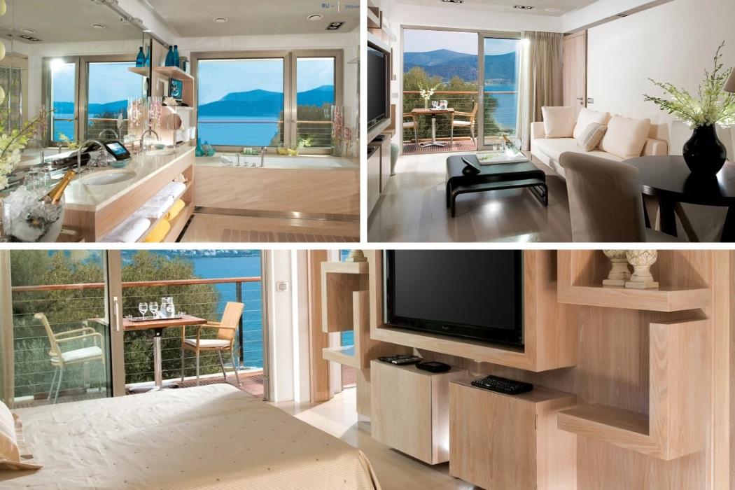 Penthouse Suites в Lagonissi