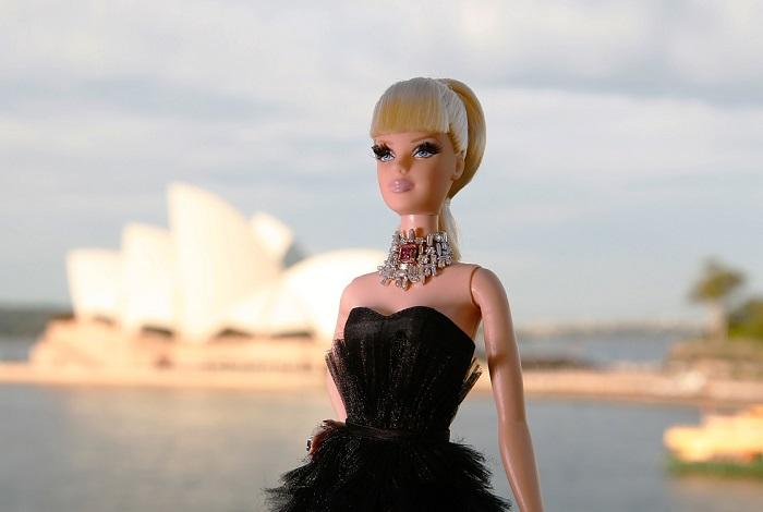 Barbie Стефано Кантури