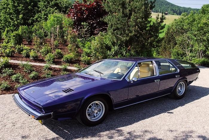 Lamborghini Faena Frua