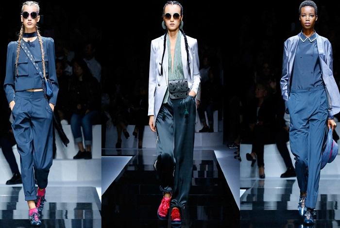 Giorgio Armani женская одежда