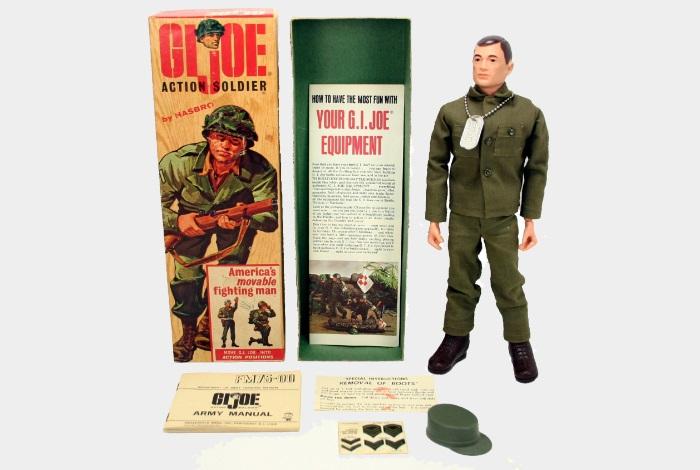 Солдат G. I. Joe
