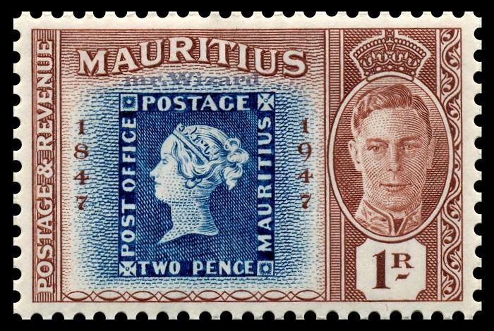 Голубой Маврикий