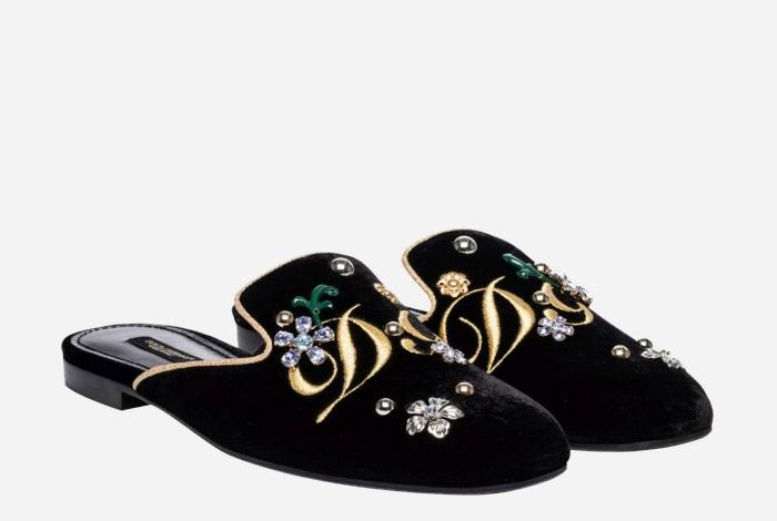Dolce & Gabbana слиперы
