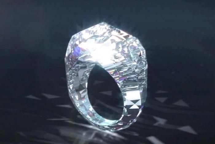 The World's First Diamond