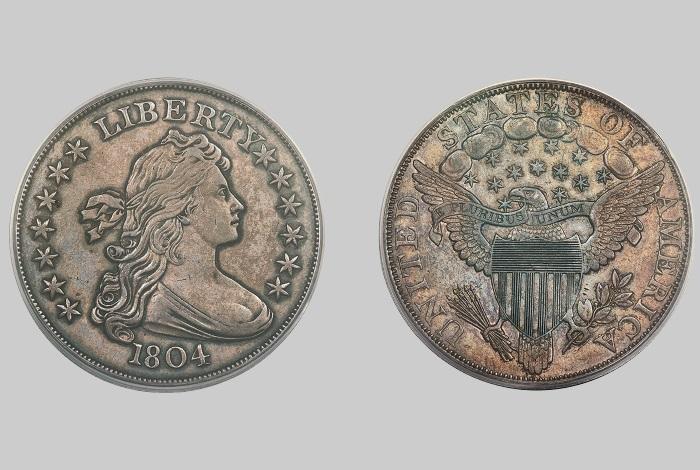 Доллар 1804