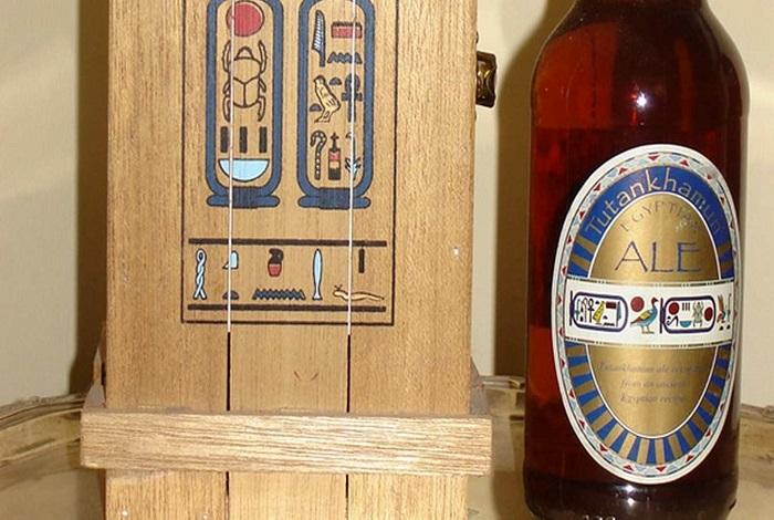 Tutankhamun Ale от Scottish and Newcastle Breweries