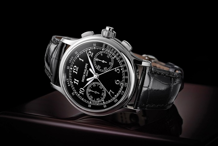 Grand Complication in Steel