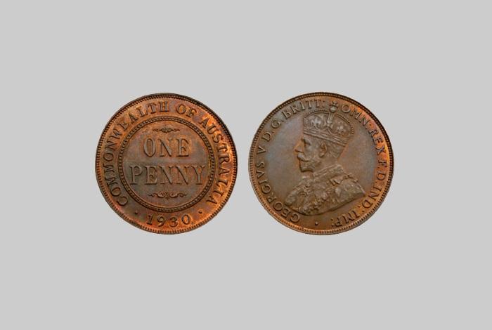 Австралийский пенни