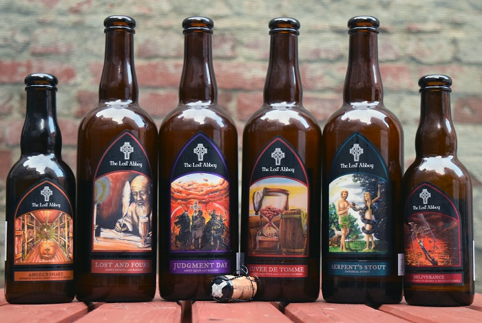 Cable Car Kriek от The Lost Abbey