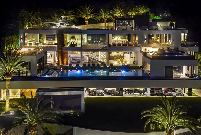 Bel Air Spec Manor (Лос-Анджелес)