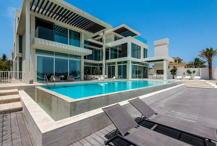 Frond Signature Villa in Palm Jumeirah (Дубаи)