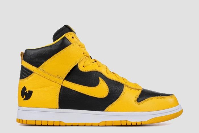 Nike Dunk High LE (Wu-Tang)