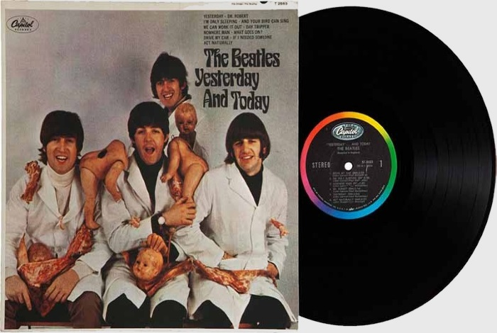 Yesterday and Today – The Beatles