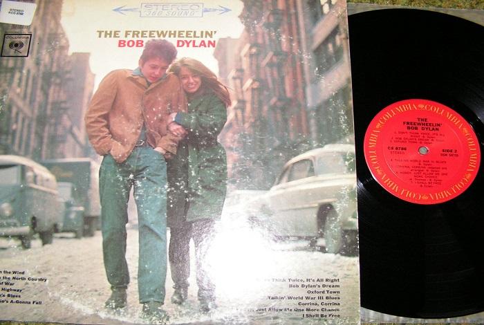 The Freewheelin – Bob Dylan