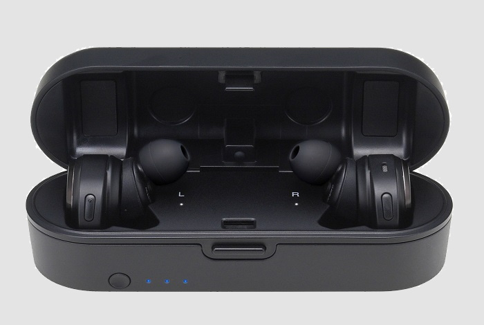 Audio-Technica ATH-Sport7TW Black