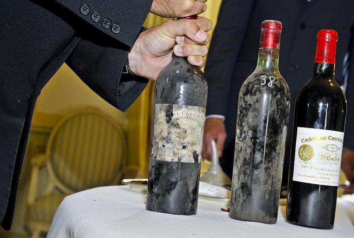 Шато Шеваль Блан (Chateau Cheval Blanc) 1947 года