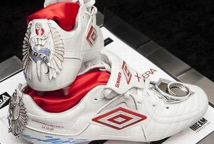 Diamond Studded Nike Boots