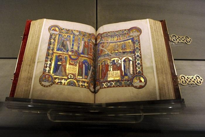 Евангелие Генриха Льва