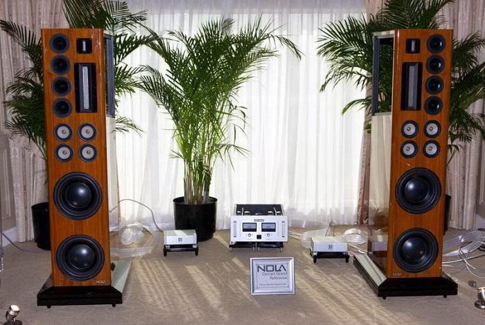 Nola Audio Grand Reference VI Gold