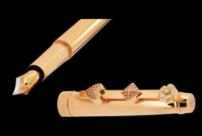 ручка Heaven Gold Pen Анита Тан