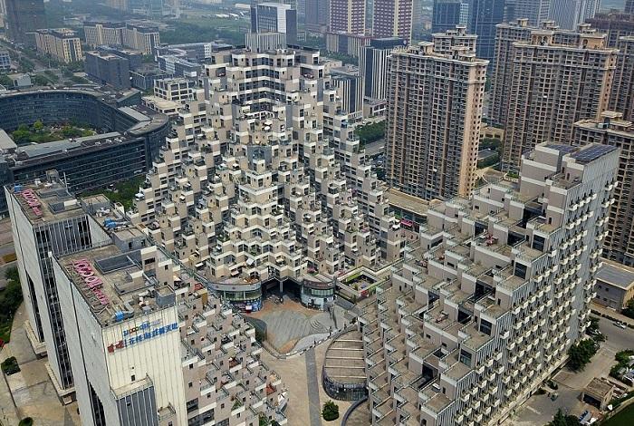 Дома в Шанхае