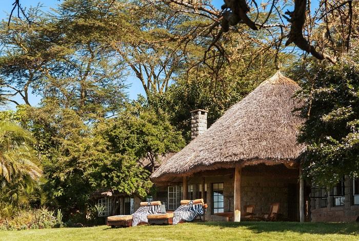Ol Jogi Villas (Кения)