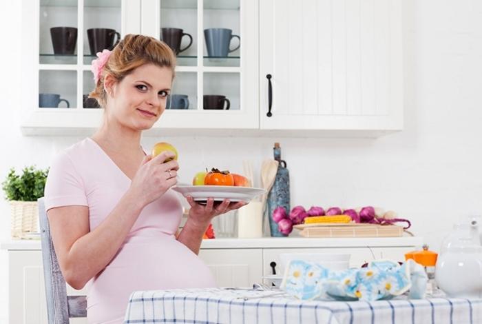 Хурма для беременной