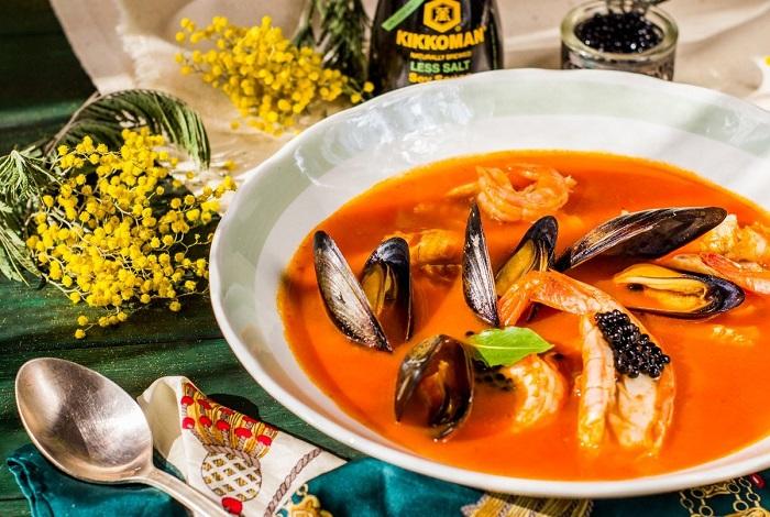 Марсельский суп Буйабес-Империал