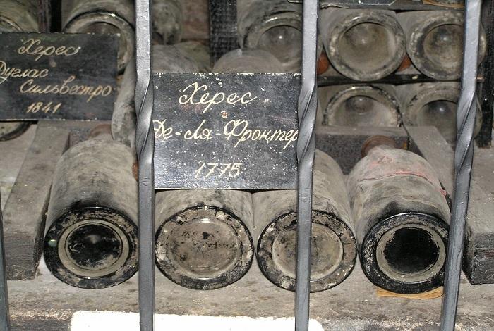 Херес-де-ла-Фронтера (Jerez de la Frontera) 1775 года