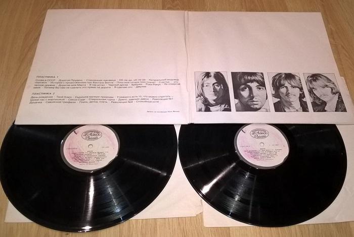 White album – The Beatles