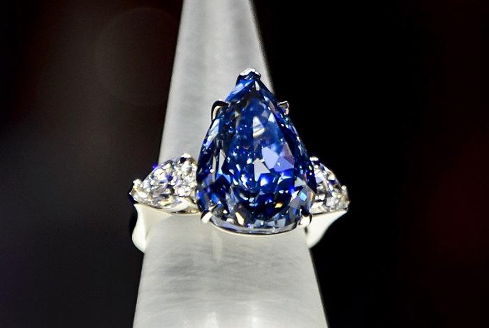 Winston Blue Ring