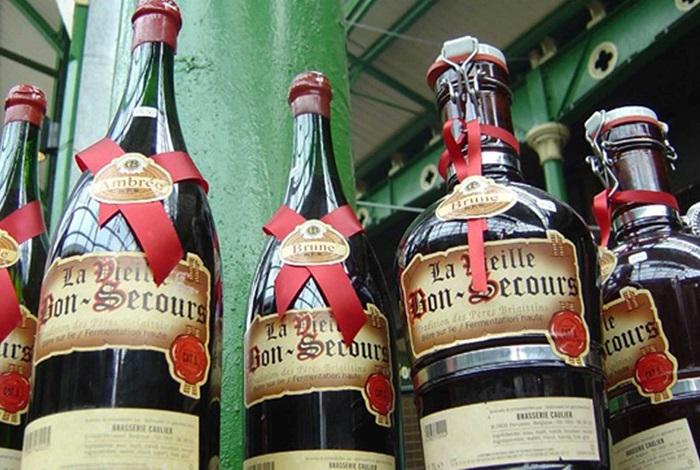 La Vieille Bon Secours Ale от Brasserie Caulier