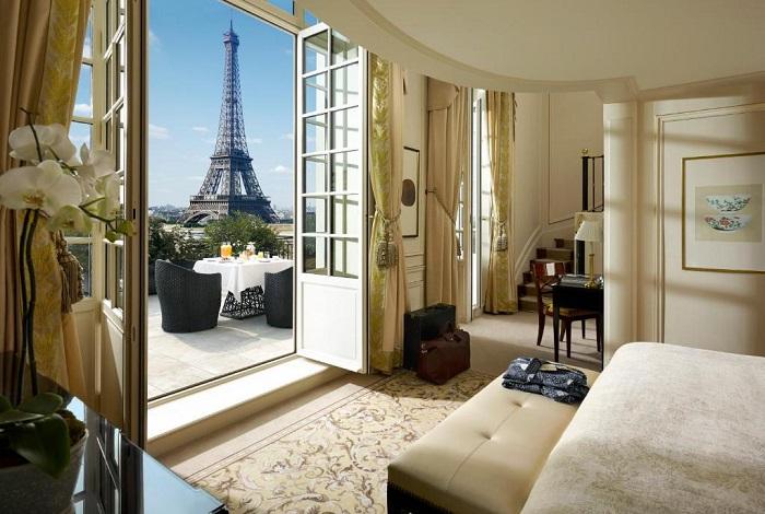 Апартаменты в Париже