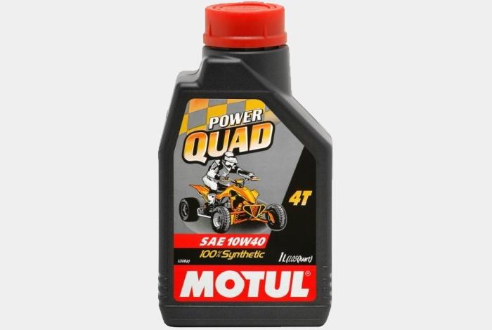 Motul Quad 4T 10w-40