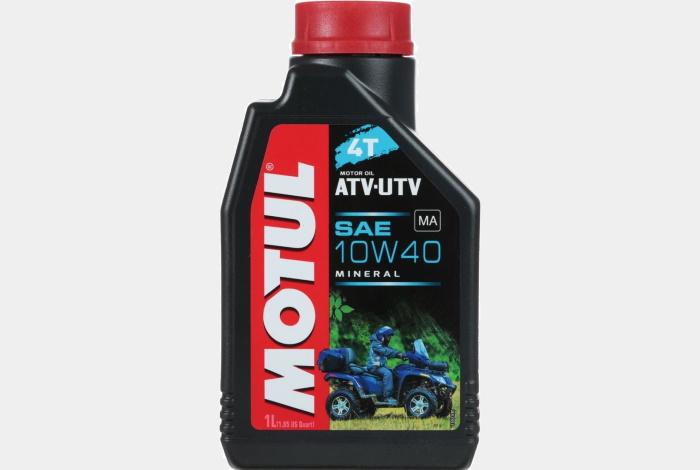 4T MOTUL ATV-UTV 10W-40