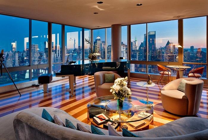 Пентхаус Ritz-Carlton