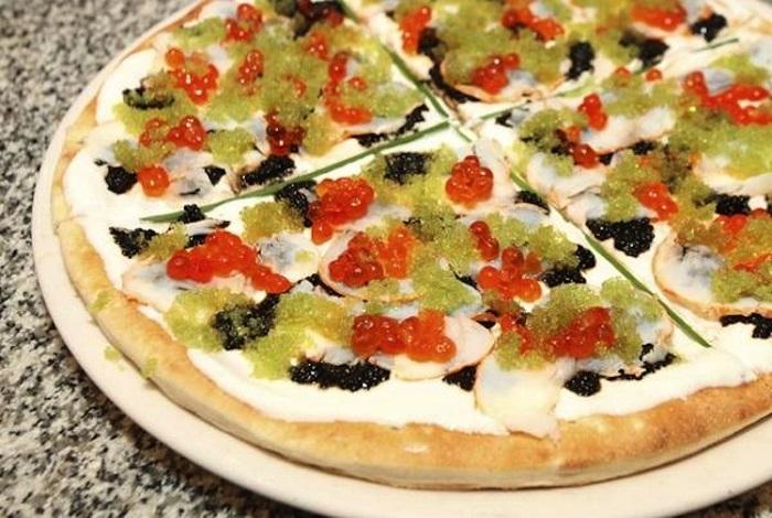 пицца «One Percenter» «Nino's Bellissima Pizzeria»
