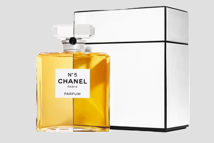 Chanel № 5 Grand Extrait (Франция)