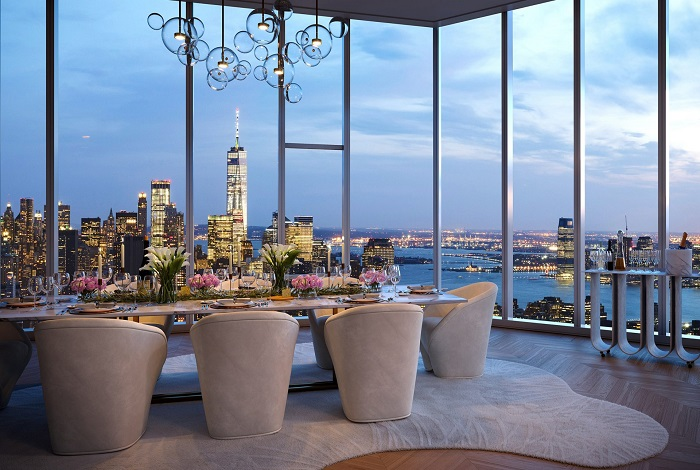 City Spire Penthouse