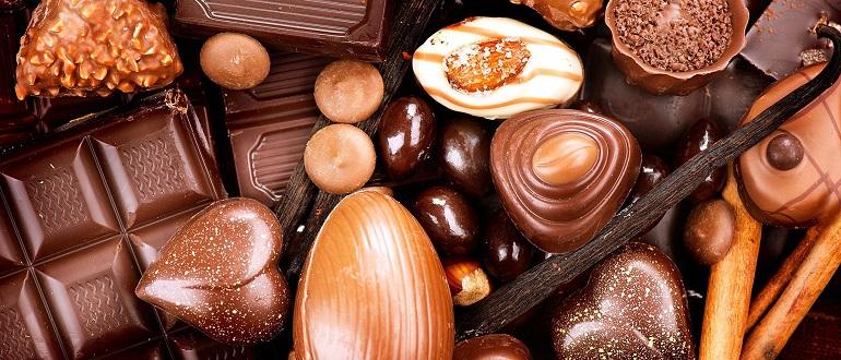 Самые дорогие шоколадки