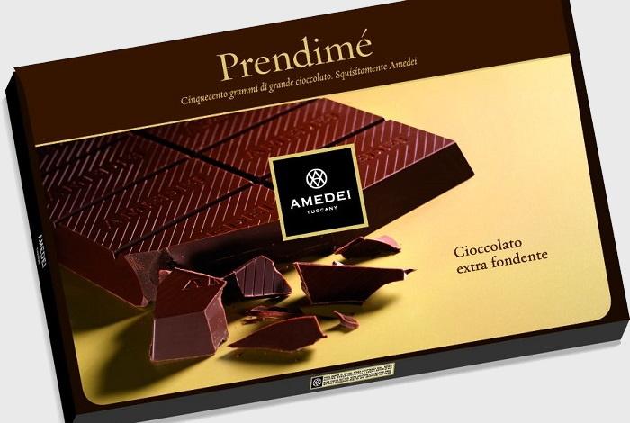 Amedei's Prendime