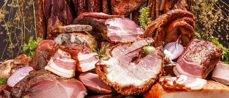 Деликатесы из свинины
