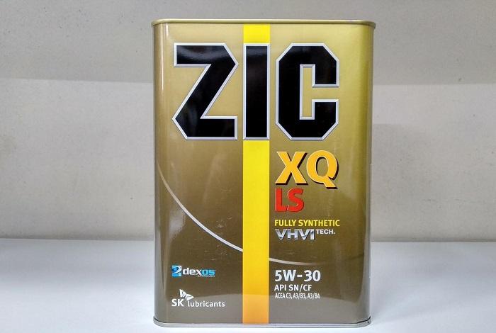 ZIC XQ LS 5W-30 4L