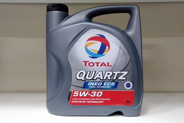 Total Quartz INEO ECS 5w-30 4L