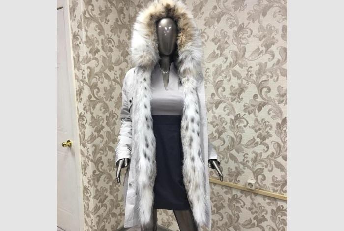 Зимняя куртка от «Dolce & Gabbana»