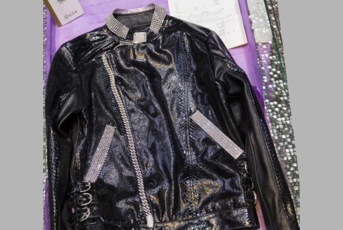 «Бриллиантовая» куртка Фарра Грей