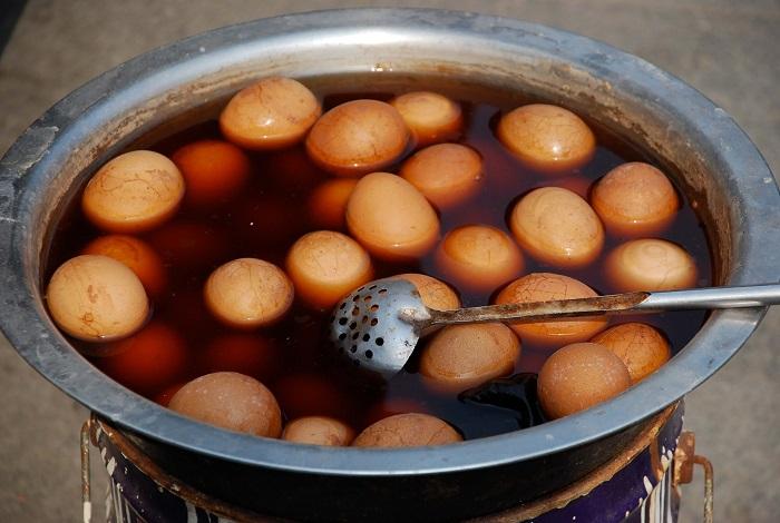 Китайское яйцо способ приготовления