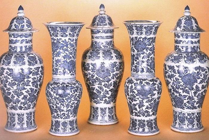 Ваза династии Минь